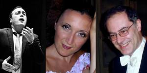 Le voci di Andreetti e Pelosi per un romantico Schumann al Conservatorio l'8 novembre