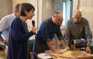 Taglio del nastro per 'Peccati di Gola & XXI Fiera Regionale del tartufo' 2018