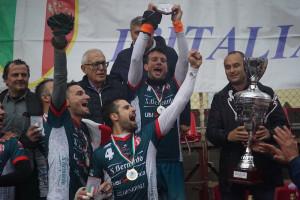 Pallapugno, Serie A: l'Acqua San Bernardo Ubi Banca è campione d'Italia