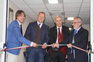 Mondovì, inaugurata la nuova area di salute mentale dell'ospedale