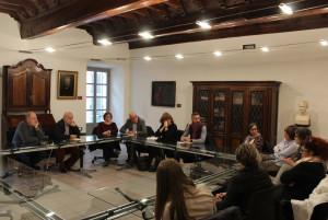 Alba: Marello ha incontrato una delegazione di lavoratrici Miroglio Fashion insieme ai sindacati