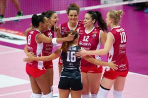 Domani lo storico debutto di Cuneo nella Serie A1 di pallavolo femminile