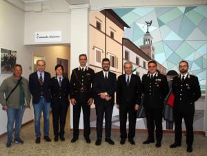 Consegnati i locali riqualificati della Caserma dei Carabinieri di Saluzzo