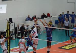 Synergy Arapi F.lli Mondovì espugna il campo di Leverano: pugliesi battuti 3-1
