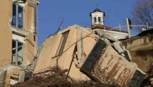 Istituto Alberghiero di Mondovì: ora si può partire con la rimozione delle macerie