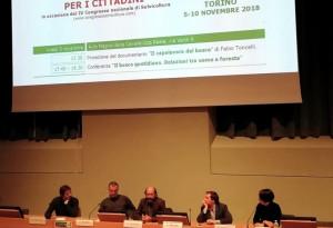 Il Parco del Monviso all'apertura del quarto Congresso Nazionale di Selvicoltura di Torino