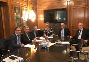Firmato in Confindustria Cuneo l'accordo con le sigle sindacali per la formazione 4.0 dei lavoratori