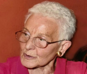 Ughetta Biancotto ricorda la staffetta partigiana Maria 'Jucci' Fontana