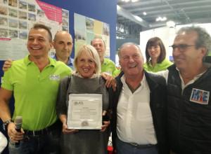 All'Eicma di Milano l'Atl presenta l'Intervalliva e premia il Kart Planet di Busca