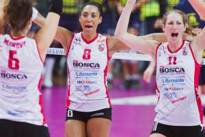 Cuneo Granda Volley: ecco tutti gli aderenti al progetto 'We are family'