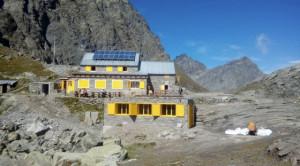 Il rifugio Giacoletti ha un nuovo impianto di depurazione delle acque