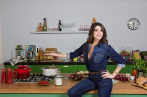 Paola Gula al fianco di Elisa Isoardi a 'La Prova del Cuoco'