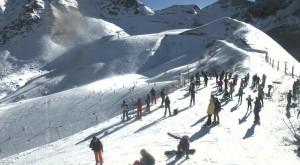 La Riserva Bianca di Limone presenta la stagione invernale in piazza Galimberti