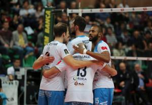 Pallavolo A2/M: contro il Club Italia Crai Cuneo ritrova la vittoria