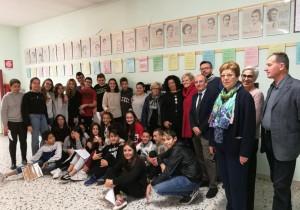 Bra, i ritratti delle 'Madri costituenti' a scuola
