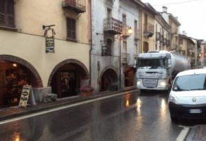 Balocco 'punge' il Governo sul tema della variante di Demonte