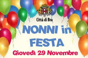 A Bra la 'Festa cittadina dei nonni' il 29 novembre