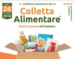Sabato 24 novembre 'Colletta Alimentare' in 218 supermercati della Granda