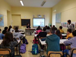 Banca di Cherasco e l'educazione finanziaria nelle scuole di Bra