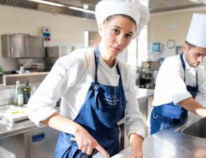 E' di Piasco la migliore delle laureate al corso superiore di cucina della scuola internazionale Alma