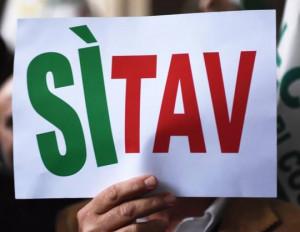 Una delegazione di Confagricoltura Cuneo a Torino per dire 'Sì' alla Tav