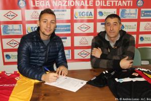 Calcio, Serie D: che colpo per il Bra, arriva Alessandro D'Antoni