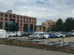 Alba: fino al 26 dicembre è possibile parcheggiare nell'area Inail in piazza Prunotto