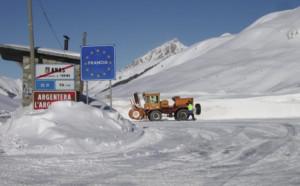Colle della Maddalena: sarà rinnovata la convenzione per il distacco artificiale delle valanghe