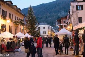 Nel weekend a Limone Piemonte c'è il Villaggio di Babbo Natale