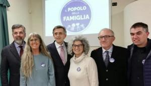 Il Popolo della Famiglia lanciato verso le regionali