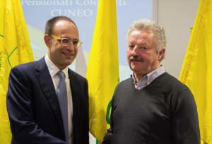 Coldiretti Cn: Dino Ambrogio è il nuovo presidente dell'associazione provinciale pensionati