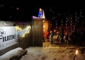 Per la XII edizione di 'Natale al Parco' tutti alla ricerca del 'tomte Borbotto'