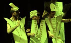 Pièce teatrale della Comunità Solaro a Venezia