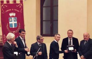 Treiso: al dottor Massimo Foglia il premio Pertinace
