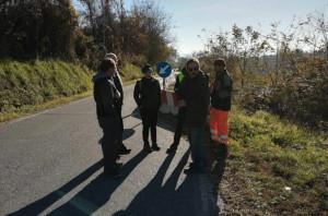 Guarene, consegnati i lavori per la sistemazione della provinciale 50 tra Mussotto e Guarene