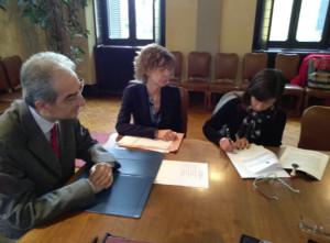 Sottoscritto a Cuneo il protocollo d'intesa per consolidamento della ReSPI