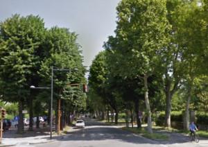 Da oggi in Viale Angeli il limite di velocità è di 30 km orari