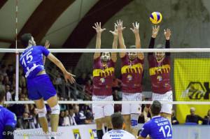 Pallavolo A2/M: Mondovì espugna il campo della Roma Volley 3 a 0