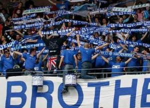 Barisciani esonerato, i Blu Brothers: 'Vergogna nel vedere i nostri colori in questa situazione'