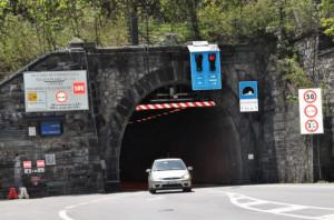 Annullata la chiusura del tunnel del Tenda prevista per domani