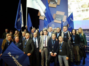 Anche una delegazione cuneese alla manifestazione di Confartigianato a Milano
