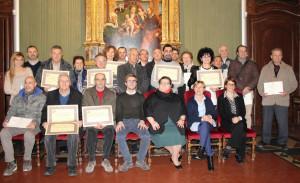 Alba: premiati i vincitori del concorso 'Alba in Fiore 2018'