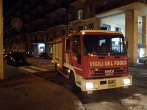 Carrù: principio di incendio nella struttura che ospita i migranti