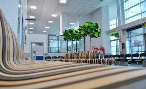 Nuovo look per l'Aeroporto di Levaldigi
