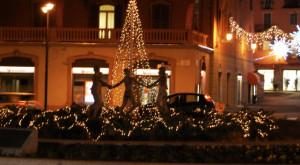 Parcheggi gratuiti a Mondovì nel periodo natalizio e durante i saldi invernali