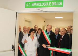 Inaugurato il nuovo centro Dialisi all'ospedale di Savigliano
