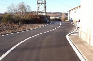 Alba: sistemata in tempo record la strada di accesso all'isola ecologica di via Ognissanti