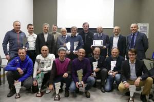 Premiati dall'Aci Cuneo i piloti e navigatori più bravi del campionato sociale 2017