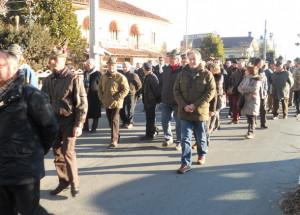 Domenica 6 gennaio la commemorazione dell'eccidio di Ceretto