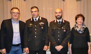 Un nuovo comandante per la stazione dei Carabinieri di Busca